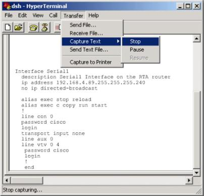 Chapter 5 – Configuring Network Devices | Krystal